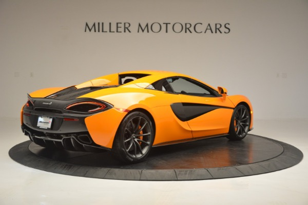Used 2019 McLaren 570S SPIDER Convertible for sale $240,720 at Maserati of Greenwich in Greenwich CT 06830 19