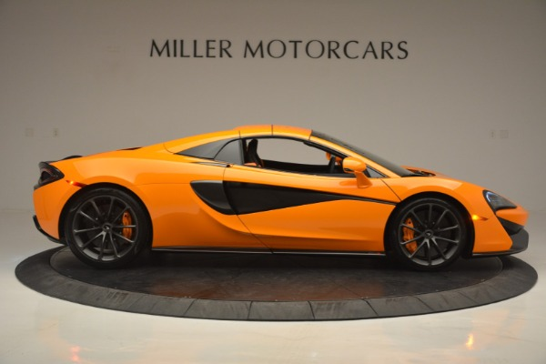 Used 2019 McLaren 570S SPIDER Convertible for sale $240,720 at Maserati of Greenwich in Greenwich CT 06830 20