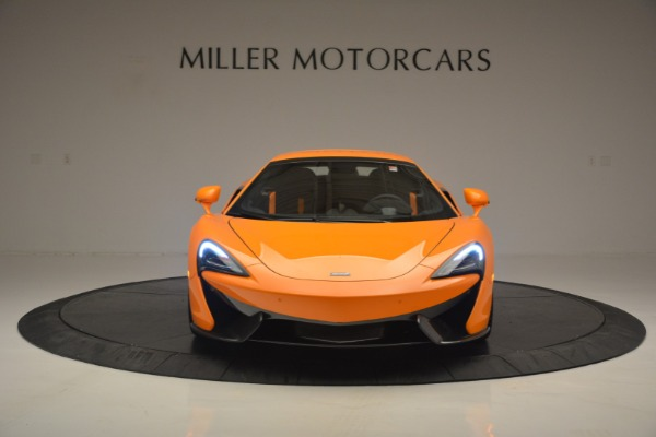 Used 2019 McLaren 570S SPIDER Convertible for sale $240,720 at Maserati of Greenwich in Greenwich CT 06830 22