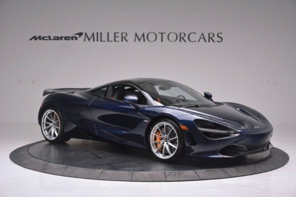 New 2019 McLaren 720S Coupe for sale $336,440 at Maserati of Greenwich in Greenwich CT 06830 10