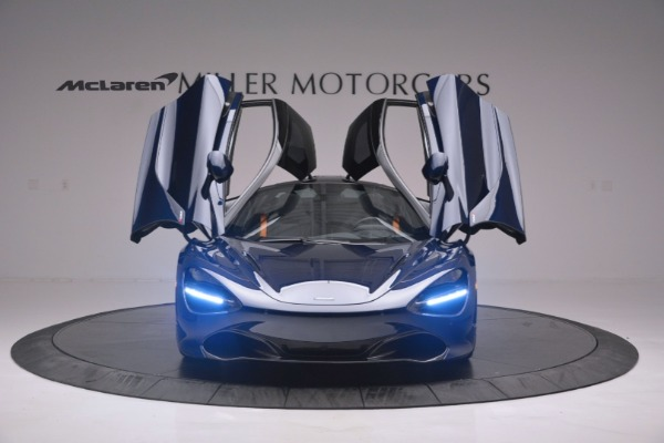 New 2019 McLaren 720S Coupe for sale $336,440 at Maserati of Greenwich in Greenwich CT 06830 13
