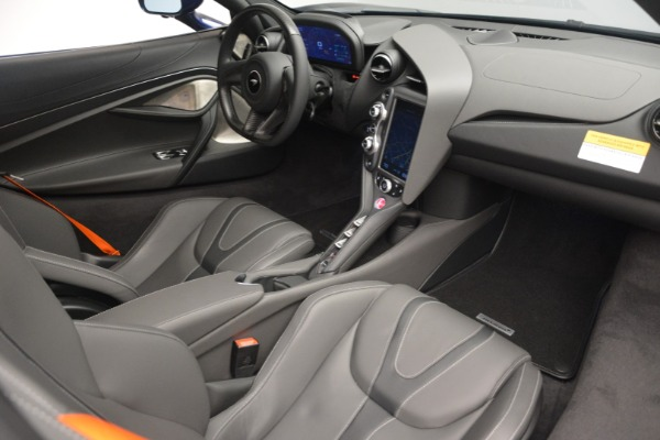 New 2019 McLaren 720S Coupe for sale $336,440 at Maserati of Greenwich in Greenwich CT 06830 18