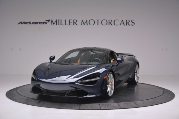 New 2019 McLaren 720S Coupe for sale $336,440 at Maserati of Greenwich in Greenwich CT 06830 2