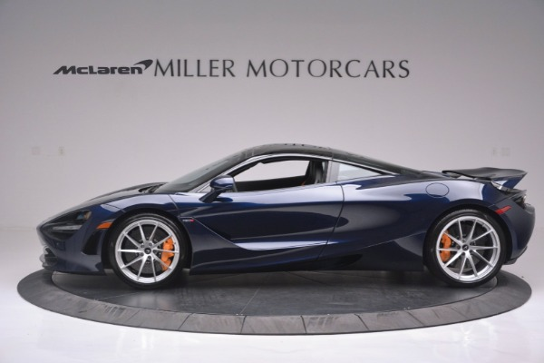 New 2019 McLaren 720S Coupe for sale $336,440 at Maserati of Greenwich in Greenwich CT 06830 3