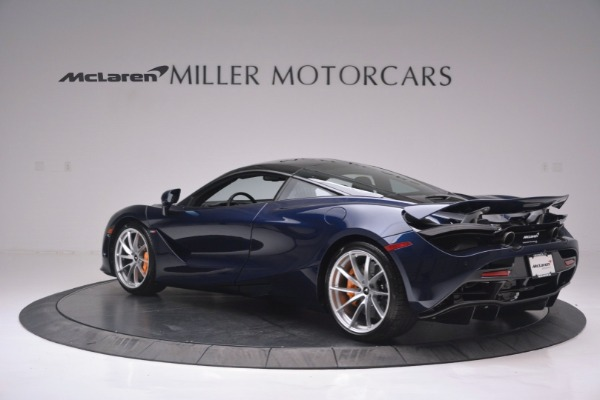New 2019 McLaren 720S Coupe for sale $336,440 at Maserati of Greenwich in Greenwich CT 06830 4