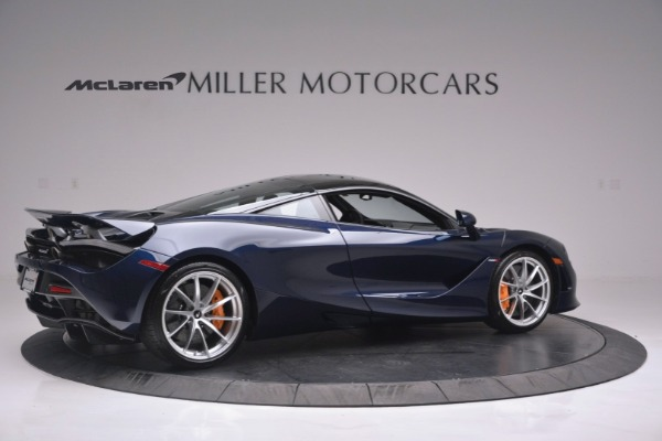 New 2019 McLaren 720S Coupe for sale $336,440 at Maserati of Greenwich in Greenwich CT 06830 8