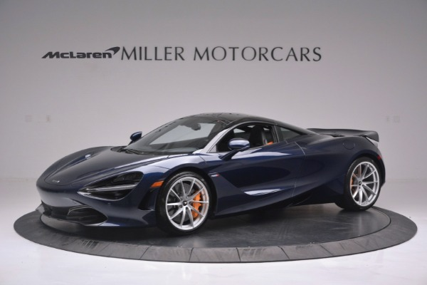 New 2019 McLaren 720S Coupe for sale $336,440 at Maserati of Greenwich in Greenwich CT 06830 1
