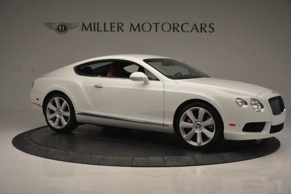 Used 2015 Bentley Continental GT V8 for sale Sold at Maserati of Greenwich in Greenwich CT 06830 10