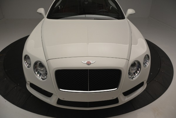 Used 2015 Bentley Continental GT V8 for sale Sold at Maserati of Greenwich in Greenwich CT 06830 13