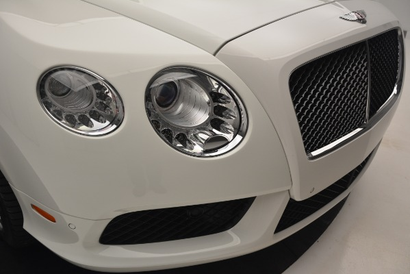 Used 2015 Bentley Continental GT V8 for sale Sold at Maserati of Greenwich in Greenwich CT 06830 14