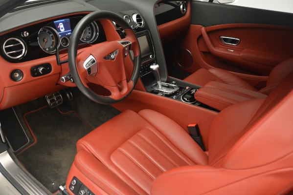 Used 2015 Bentley Continental GT V8 for sale Sold at Maserati of Greenwich in Greenwich CT 06830 17