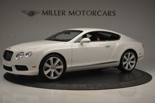 Used 2015 Bentley Continental GT V8 for sale Sold at Maserati of Greenwich in Greenwich CT 06830 2