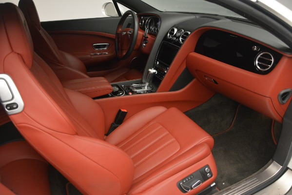Used 2015 Bentley Continental GT V8 for sale Sold at Maserati of Greenwich in Greenwich CT 06830 24
