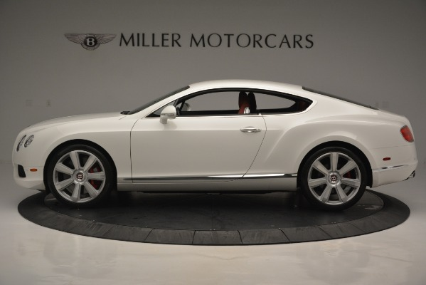 Used 2015 Bentley Continental GT V8 for sale Sold at Maserati of Greenwich in Greenwich CT 06830 3