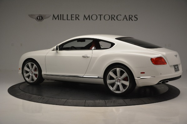 Used 2015 Bentley Continental GT V8 for sale Sold at Maserati of Greenwich in Greenwich CT 06830 4