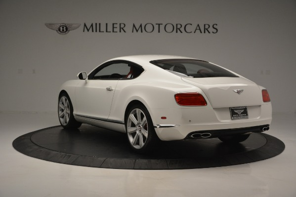 Used 2015 Bentley Continental GT V8 for sale Sold at Maserati of Greenwich in Greenwich CT 06830 5