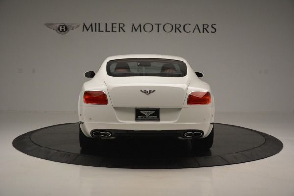 Used 2015 Bentley Continental GT V8 for sale Sold at Maserati of Greenwich in Greenwich CT 06830 6