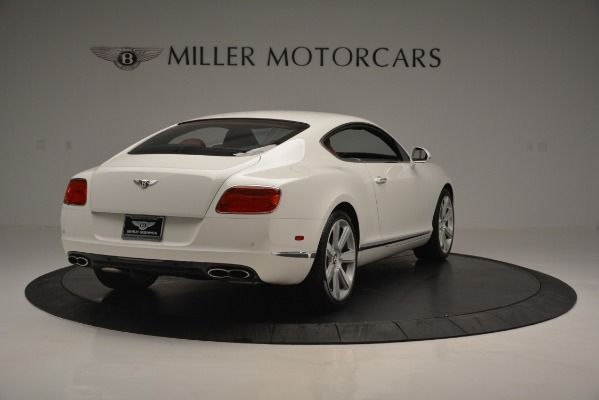 Used 2015 Bentley Continental GT V8 for sale Sold at Maserati of Greenwich in Greenwich CT 06830 7