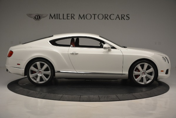 Used 2015 Bentley Continental GT V8 for sale Sold at Maserati of Greenwich in Greenwich CT 06830 9