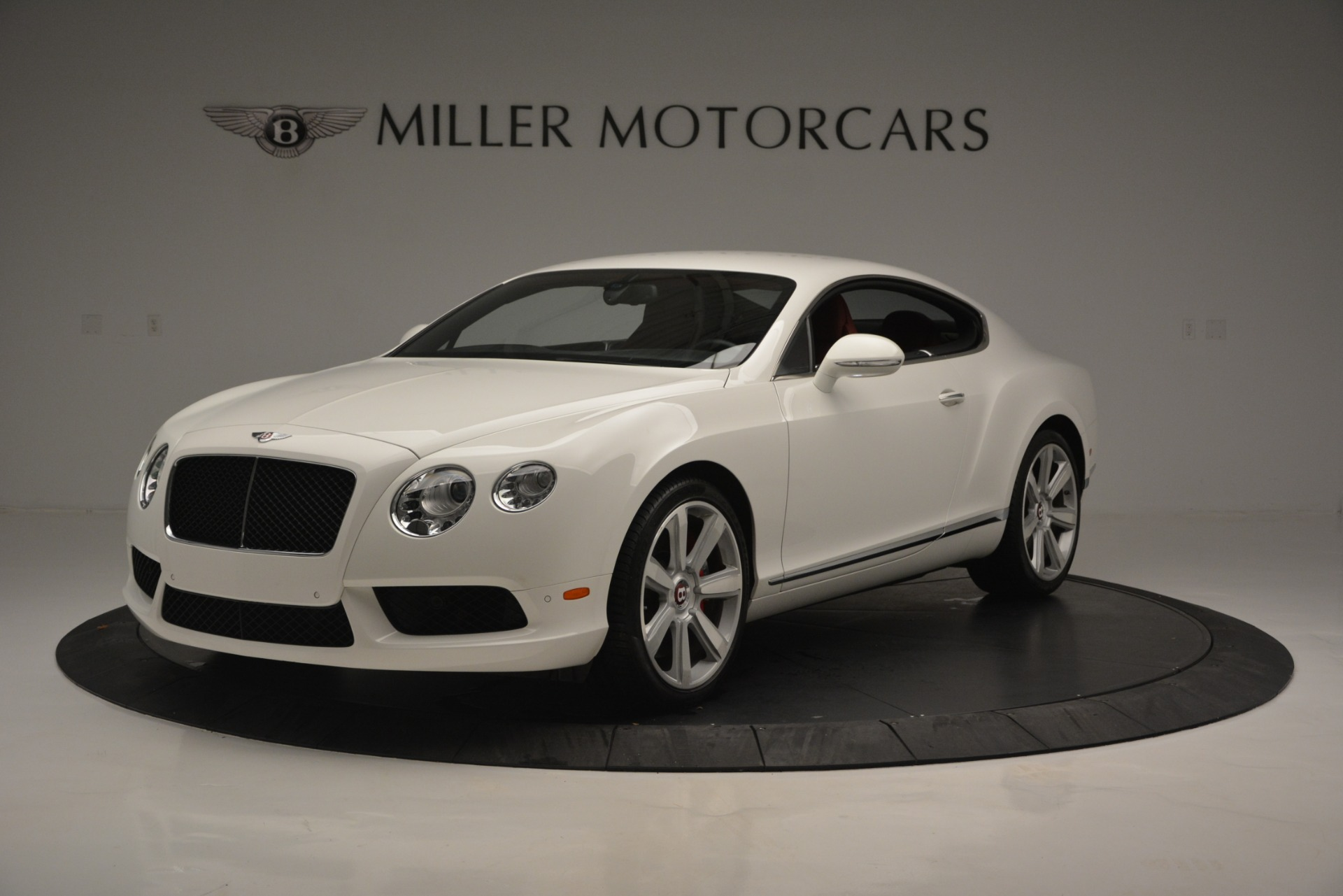 Used 2015 Bentley Continental GT V8 for sale Sold at Maserati of Greenwich in Greenwich CT 06830 1