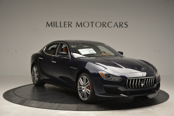 Used 2019 Maserati Ghibli S Q4 for sale Call for price at Maserati of Greenwich in Greenwich CT 06830 11