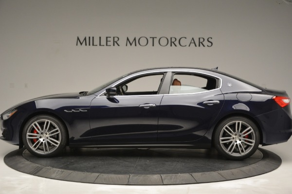 Used 2019 Maserati Ghibli S Q4 for sale Call for price at Maserati of Greenwich in Greenwich CT 06830 3