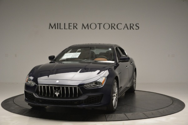 Used 2019 Maserati Ghibli S Q4 for sale Call for price at Maserati of Greenwich in Greenwich CT 06830 1