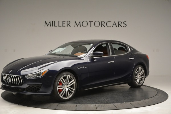 New 2019 Maserati Ghibli S Q4 for sale Sold at Maserati of Greenwich in Greenwich CT 06830 2