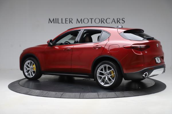 New 2019 Alfa Romeo Stelvio Ti Sport Q4 for sale Sold at Maserati of Greenwich in Greenwich CT 06830 4