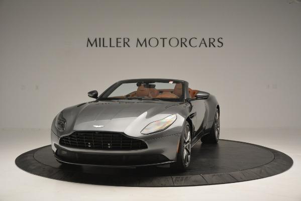 Used 2019 Aston Martin DB11 Volante for sale $214,990 at Maserati of Greenwich in Greenwich CT 06830 12