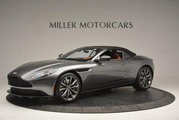 Used 2019 Aston Martin DB11 Volante for sale $214,990 at Maserati of Greenwich in Greenwich CT 06830 14