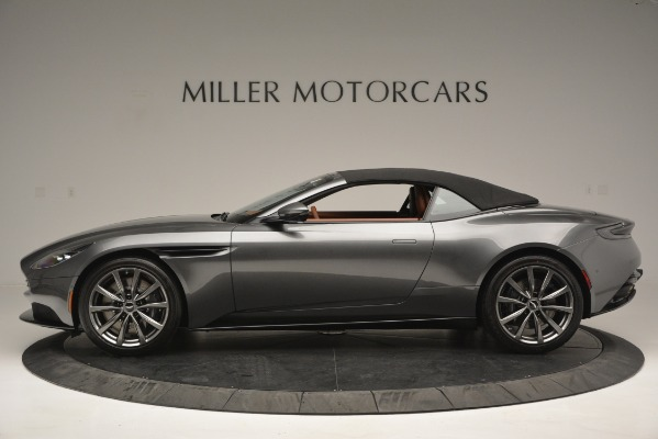 Used 2019 Aston Martin DB11 Volante for sale $214,990 at Maserati of Greenwich in Greenwich CT 06830 15