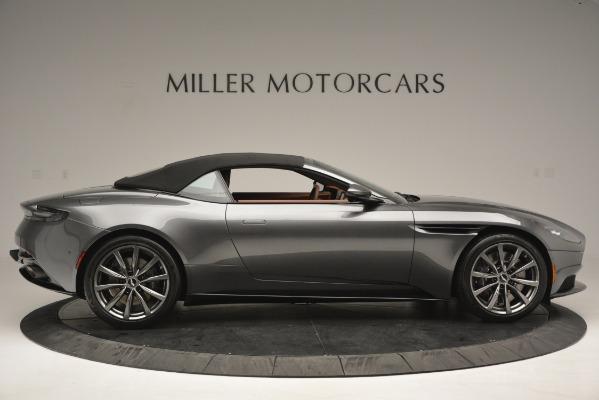 Used 2019 Aston Martin DB11 Volante for sale $214,990 at Maserati of Greenwich in Greenwich CT 06830 16