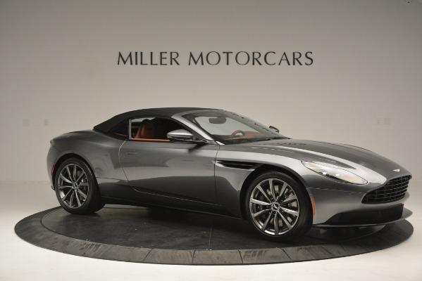 Used 2019 Aston Martin DB11 Volante for sale $214,990 at Maserati of Greenwich in Greenwich CT 06830 17