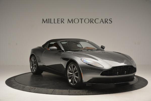 Used 2019 Aston Martin DB11 Volante for sale $214,990 at Maserati of Greenwich in Greenwich CT 06830 18