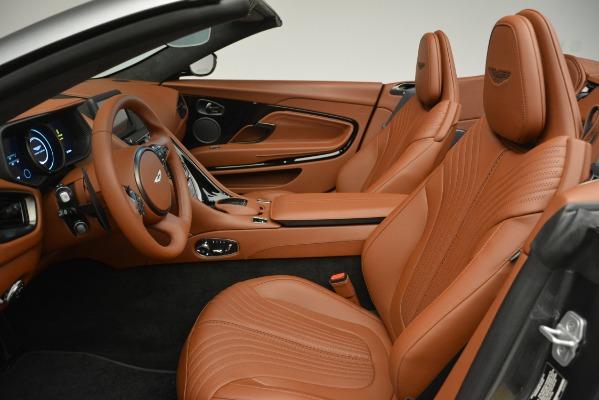Used 2019 Aston Martin DB11 Volante for sale $214,990 at Maserati of Greenwich in Greenwich CT 06830 19