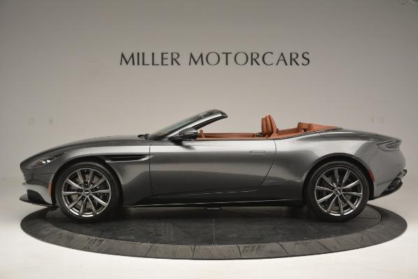 Used 2019 Aston Martin DB11 Volante for sale $214,990 at Maserati of Greenwich in Greenwich CT 06830 2
