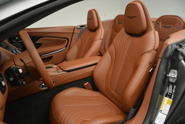 Used 2019 Aston Martin DB11 Volante for sale $214,990 at Maserati of Greenwich in Greenwich CT 06830 21