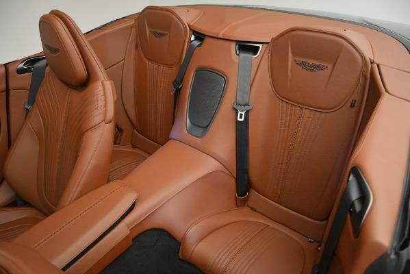 Used 2019 Aston Martin DB11 Volante for sale $214,990 at Maserati of Greenwich in Greenwich CT 06830 22