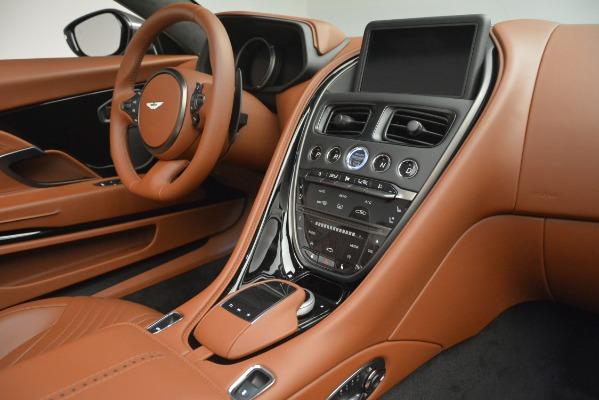 Used 2019 Aston Martin DB11 Volante for sale $214,990 at Maserati of Greenwich in Greenwich CT 06830 23