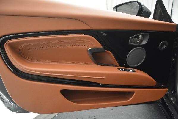Used 2019 Aston Martin DB11 Volante for sale $214,990 at Maserati of Greenwich in Greenwich CT 06830 24