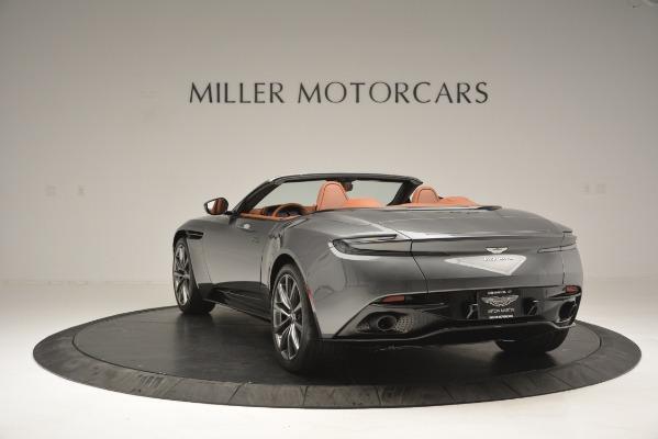 Used 2019 Aston Martin DB11 Volante for sale $214,990 at Maserati of Greenwich in Greenwich CT 06830 4