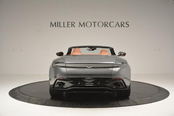 Used 2019 Aston Martin DB11 Volante for sale $214,990 at Maserati of Greenwich in Greenwich CT 06830 5