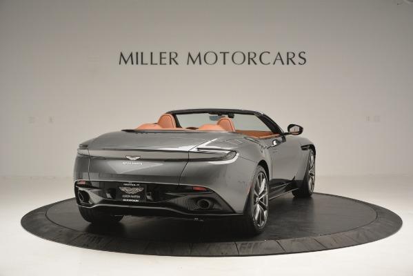 Used 2019 Aston Martin DB11 Volante for sale $214,990 at Maserati of Greenwich in Greenwich CT 06830 6