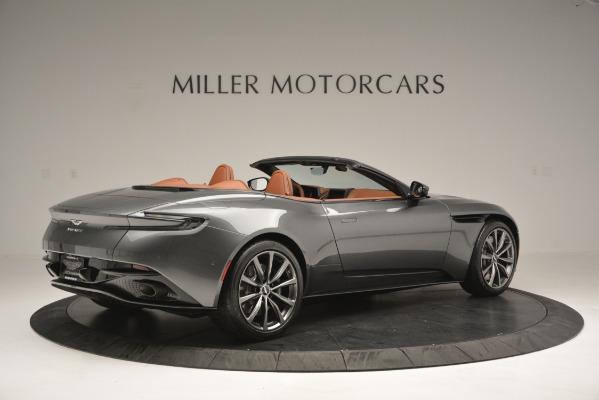 Used 2019 Aston Martin DB11 Volante for sale $214,990 at Maserati of Greenwich in Greenwich CT 06830 7