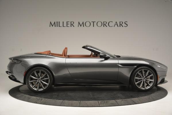 Used 2019 Aston Martin DB11 Volante for sale $214,990 at Maserati of Greenwich in Greenwich CT 06830 8