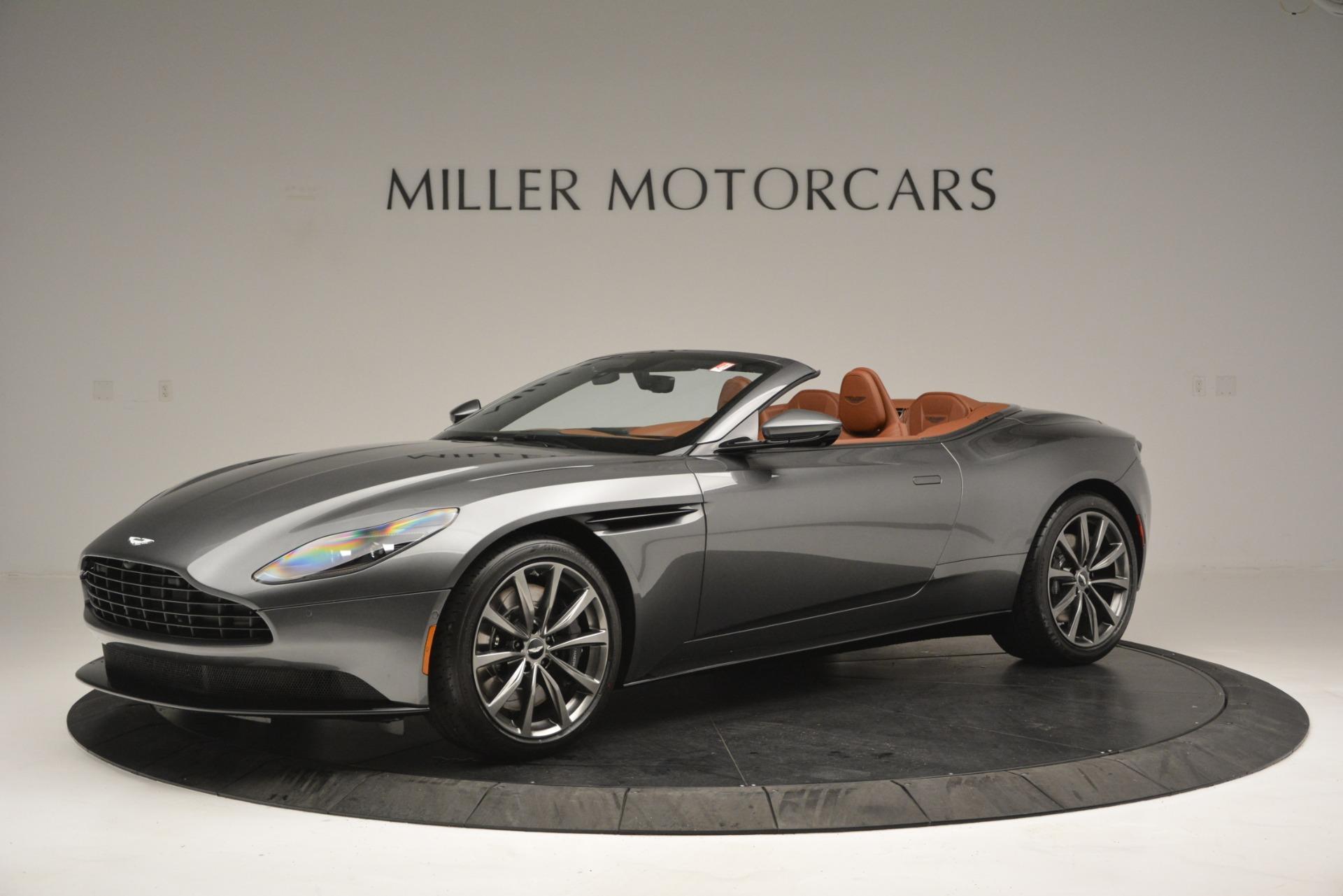 Used 2019 Aston Martin DB11 Volante for sale $214,990 at Maserati of Greenwich in Greenwich CT 06830 1