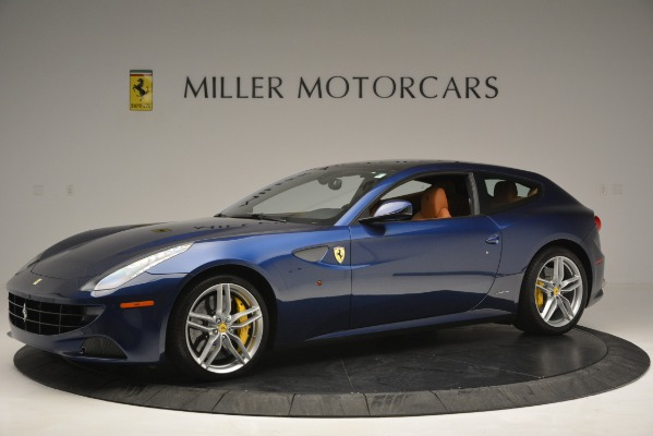 Used 2016 Ferrari FF for sale Sold at Maserati of Greenwich in Greenwich CT 06830 2