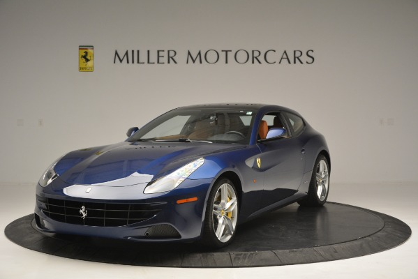 Used 2016 Ferrari FF for sale Sold at Maserati of Greenwich in Greenwich CT 06830 1