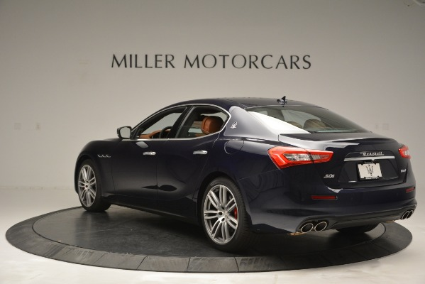 New 2019 Maserati Ghibli S Q4 for sale Sold at Maserati of Greenwich in Greenwich CT 06830 5